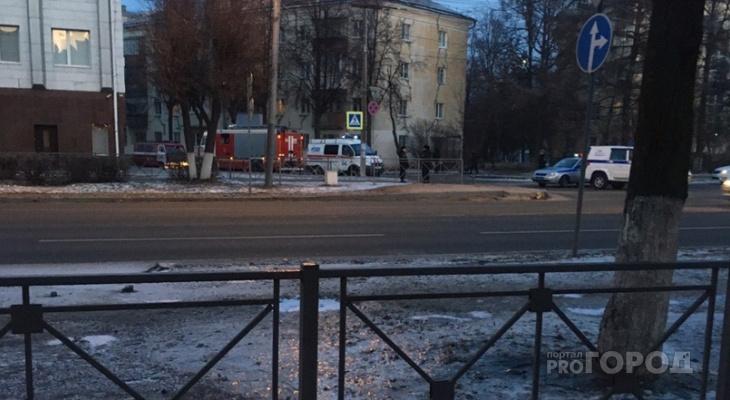 Инсайдер: «В Йошкар-Оле оцепили здание суда из-за сообщения о бомбе»