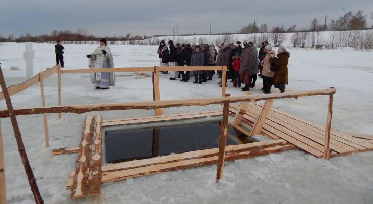 Где жителям Марий Эл искупаться на Крещение