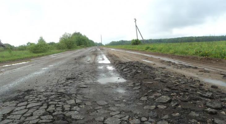 В Марий Эл потратят более 90 миллионов на реконструкцию деревенской дороги