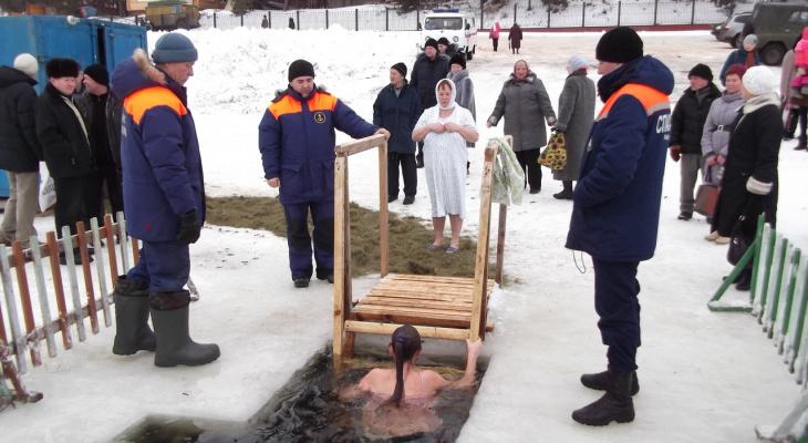 Йошкаролинцам напомнили о правилах поведения во время Крещенских купаний