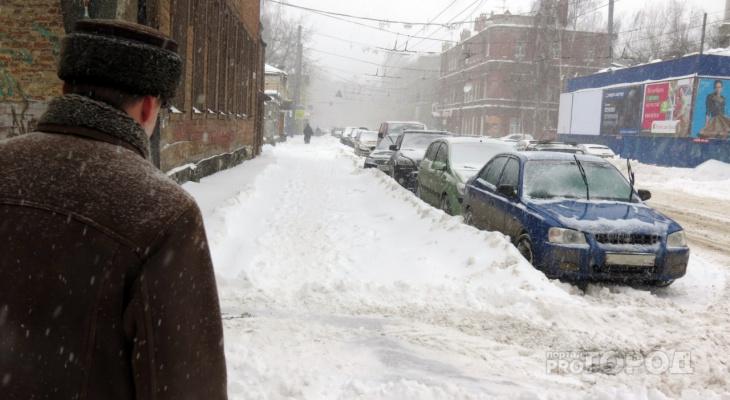 Жителей Марий Эл предупредили об отвратительной погоде