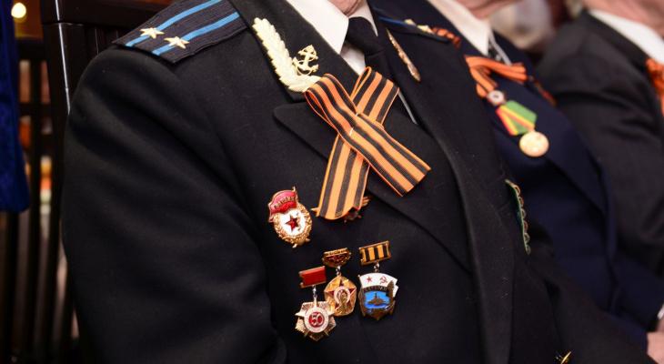 Ветеранам выплатят по 75 тысяч рублей к 75-летию Победы в ВОВ