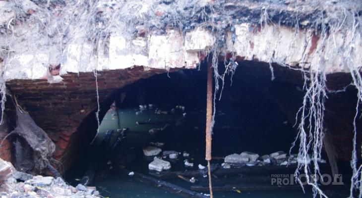 В Йошкар-Оле наказали управляющую компанию, которая не разобралась с подвалом, полным нечистот