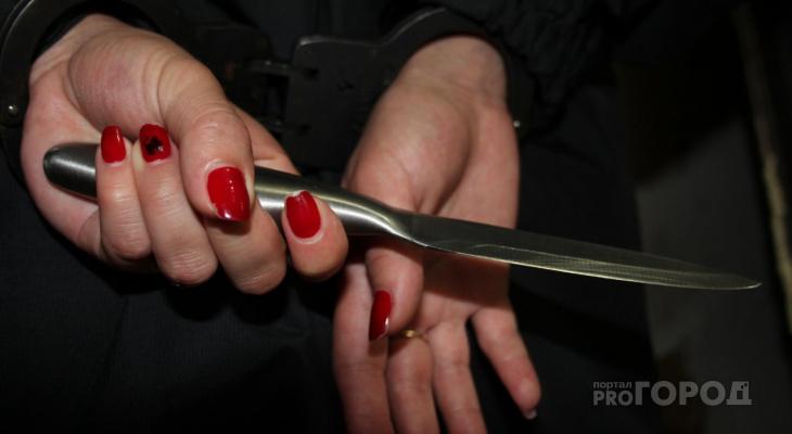 Жительница Марий Эл пырнула ножом супруга после застолья