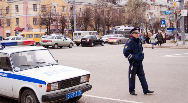 В День защитника Отечества перекроют центр Йошкар-Олы