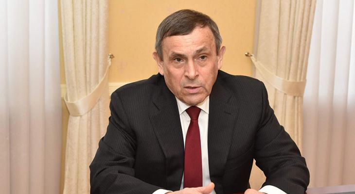 Александр Евстифеев поздравил жителей Марий Эл с Днем защитника Отечества