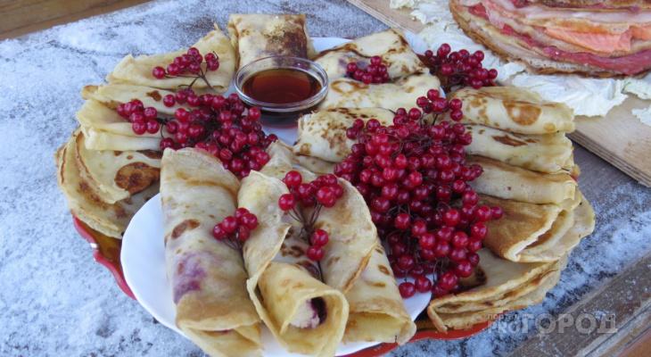 Масленица в Йошкар-Оле: интересные и простые рецепты блинов