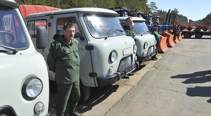 В Марий Эл поступят три автоцистерны для тушения пожаров