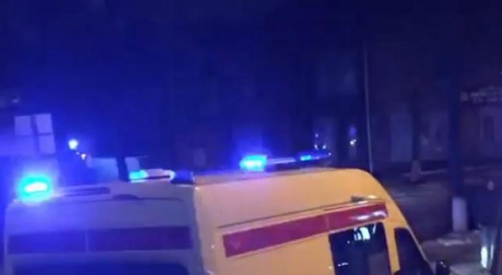 На трассе Йошкар-Ола-Уржум перевернулась Lada Largus: есть пострадавшие