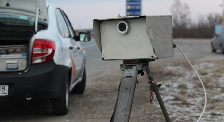 Йошкаролинцев предупредили о камерах на автодорогах