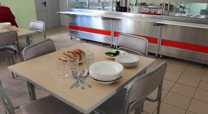 Меню из трех блюд: сколько стоит обед типичного школьника из Марий Эл