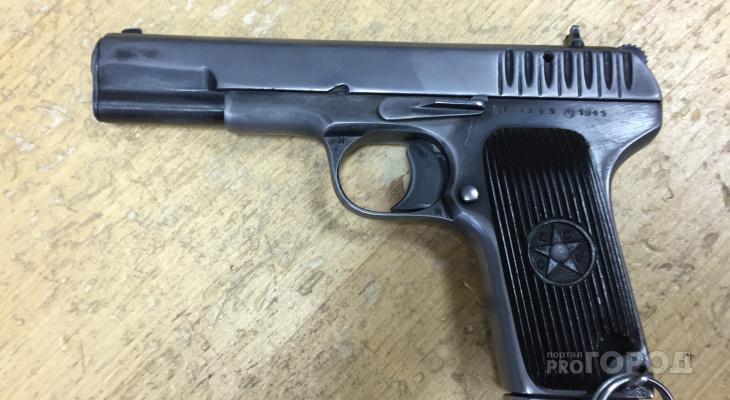 Тело жителя Марий Эл нашли с огнестрелом в центре Москвы