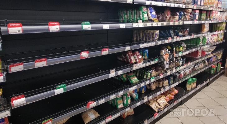 Стало известно, будет ли в Йошкар-Оле дефицит продуктов из-за пандемии коронавируса