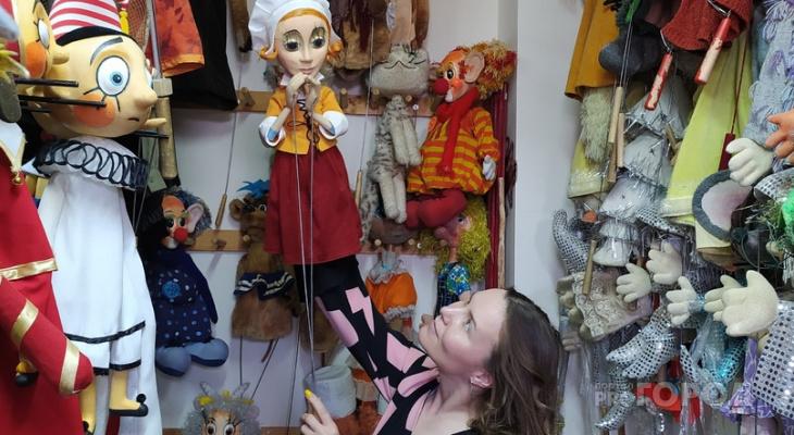 Гапиты и любимый герой: жизнь актрисы кукольного театра Йошкар-Олы