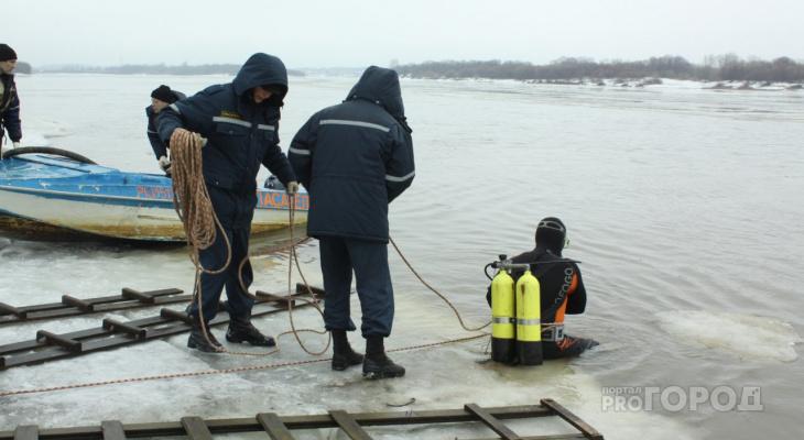 В Марий Эл на Волге рыбак погиб во время ловли с лодки