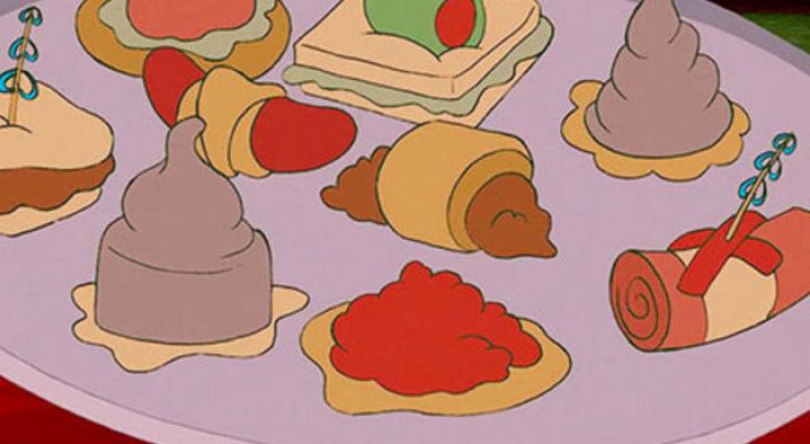 Тест дня: угадай, в каком мультике подавали это блюдо