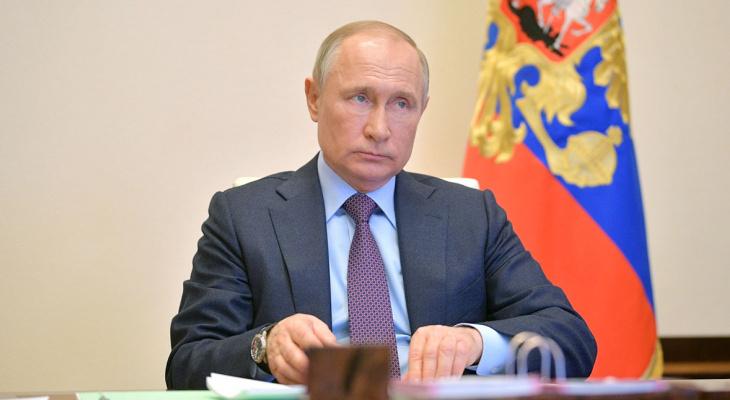 Путин скоро объявит, будет ли продлен режим самоизоляции в России