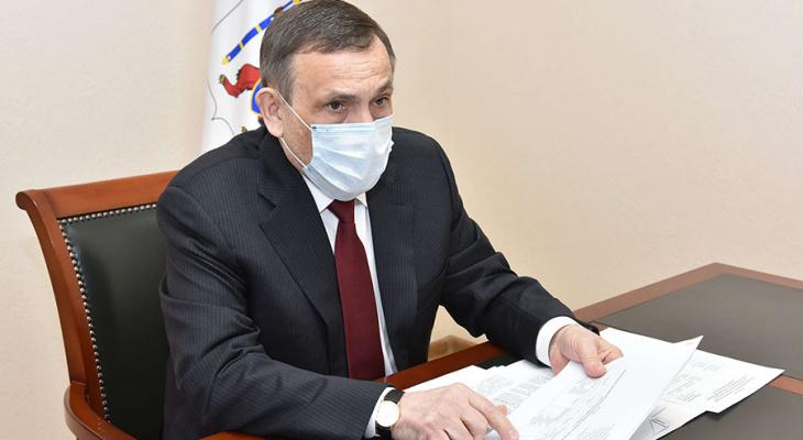 Евстифеев продлил режим самоизоляции в Марий Эл: указ подписан