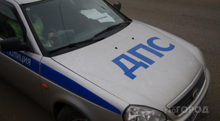 Пьяный житель Марий Эл несколько улиц специально ехал за полицейскими
