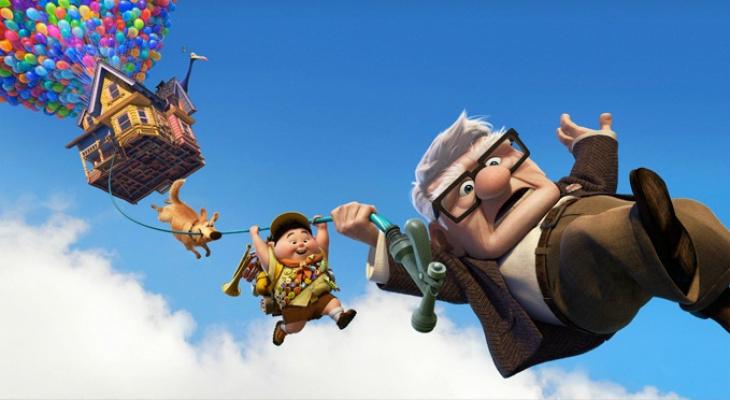 Киноотзыв: возможный скрытый смысл мультфильма «Вверх»