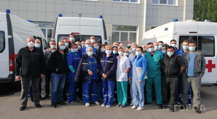 """«Мы хотим, чтобы нас услышали»: в Марий Эл сотрудники """"скорой"""" не получили обещанных Путиным выплат"""