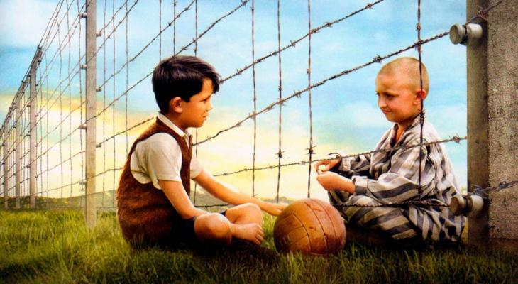 Киноотзыв на фильм «Мальчик в полосатой пижаме»: дети ни в чем не виноваты