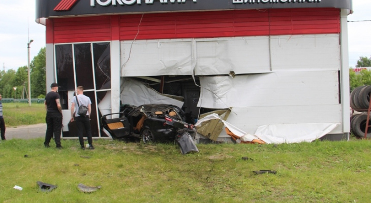 Страшное ДТП в Марий Эл: пять человек госпитализировали