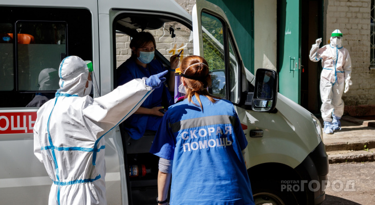В Марий Эл темп прироста заболеваемости коронавирусом стал ниже