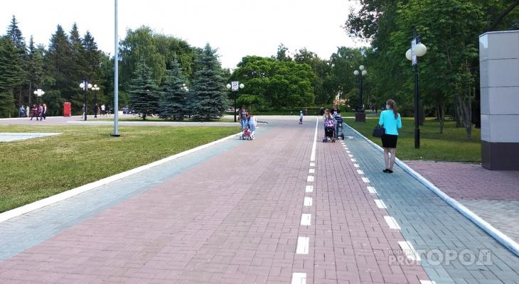 Йошкаролинцы предлагают свои варианты системы велодорожек в городе