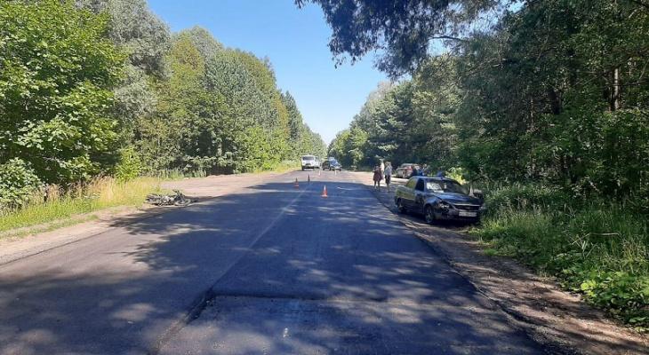 Четверо жителей Марий Эл пострадали в ДТП  за выходные