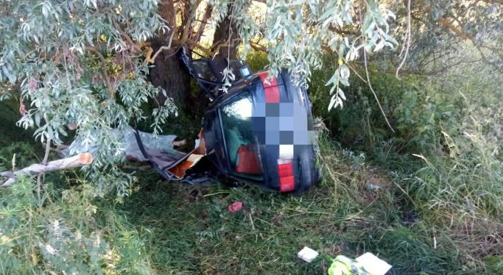 Известны обстоятельства смертельного ДТП на Санчурском тракте, где погибли трое жителей Марий Эл