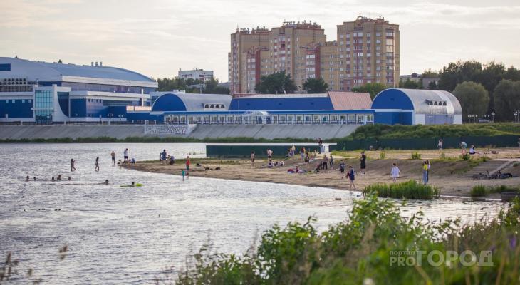 Жителям Марий Эл выписывают штрафы за купание на «диких» пляжах
