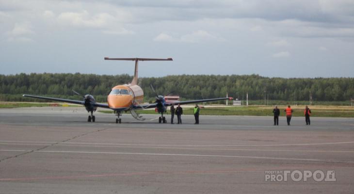 Сообщение о минировании: в самолете, прилетевшем из Питера в Йошкар-Олу, искали взрывчатку