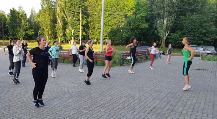 «Зеленый фитнес»: йошкаролинцы могут бесплатно заняться спортом