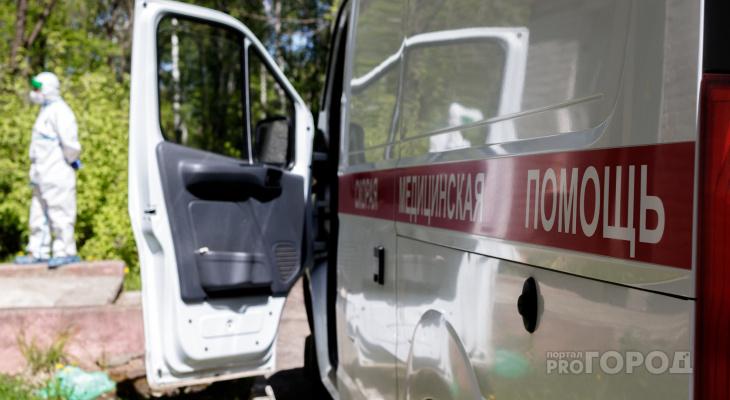 За сутки пять жителей Марий Эл, заболевшие COVID-19, попали в больницу