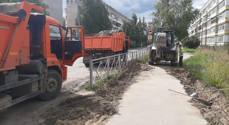 В Йошкар-Оле изменятся в лучшую сторону две пешеходные зоны