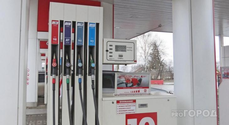«Вот она, стабильность»: в Марий Эл продолжается рост цен на топливо