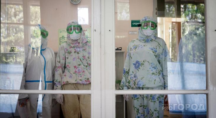 Пять жителей Марий Эл госпитализированы в больницу с COVID-19