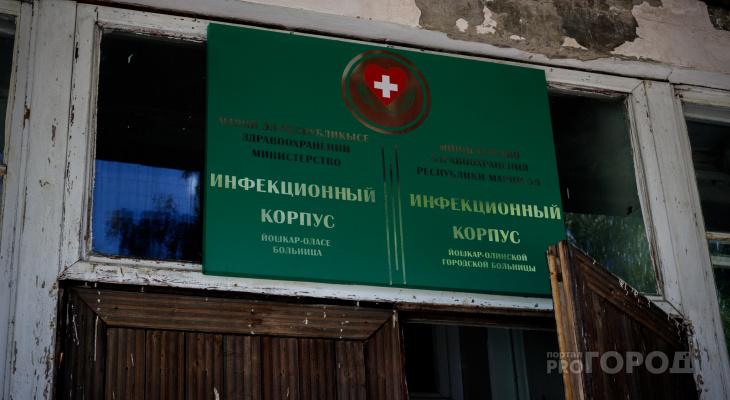 Йошкар-Ола стала «центром» по заболевшим COVID-19