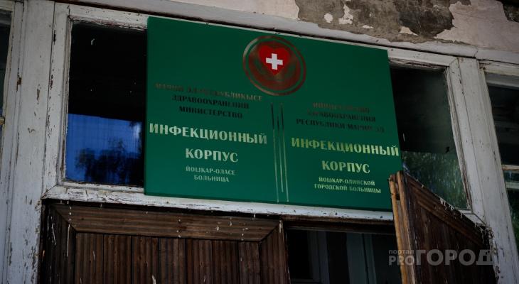 Пятнадцать жителей Марий Эл заболели за сутки COVID-19