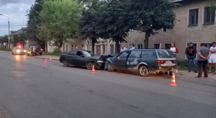 В Йошкар-Оле из-за водителя без прав ребенок попал в больницу