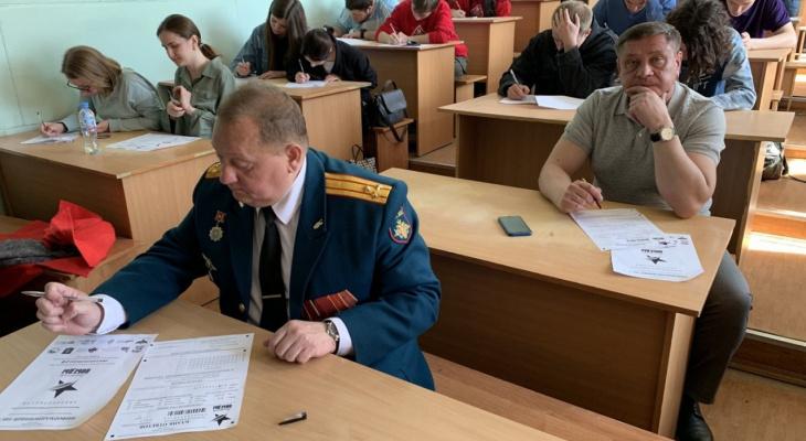 """Жители Марий Эл написали """"Диктант Победы"""""""