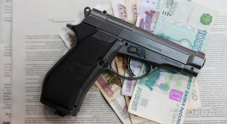 В Йошкар-Оле подросток поздно ночью расстрелял прохожего ради денег
