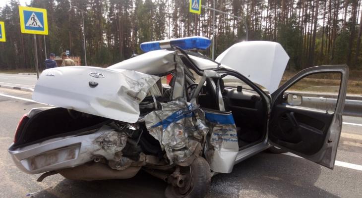 В ДТП на Казанском тракте скончался молодой росгвардеец