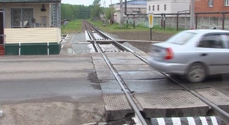 В Йошкар-Оле на время перекроют железнодорожный переезд