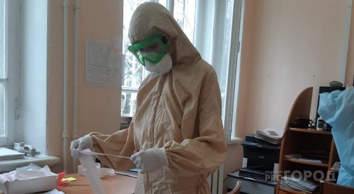 В Марий Эл вновь продолжают регистрировать случаи заражения COVID-19