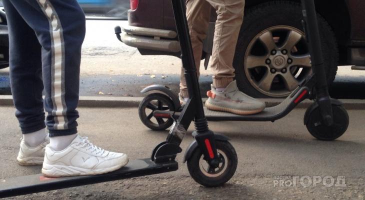 Электросамокаты и скейтборды: поправки в ПДД вызвали споры у йошкаролинцев