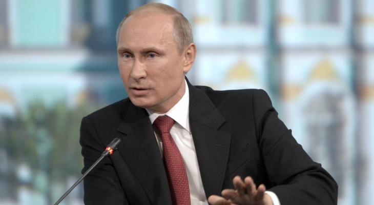 """Путин заявил, что ему не хотелось бы возвращаться к """"коронавирусным"""" ограничениям"""