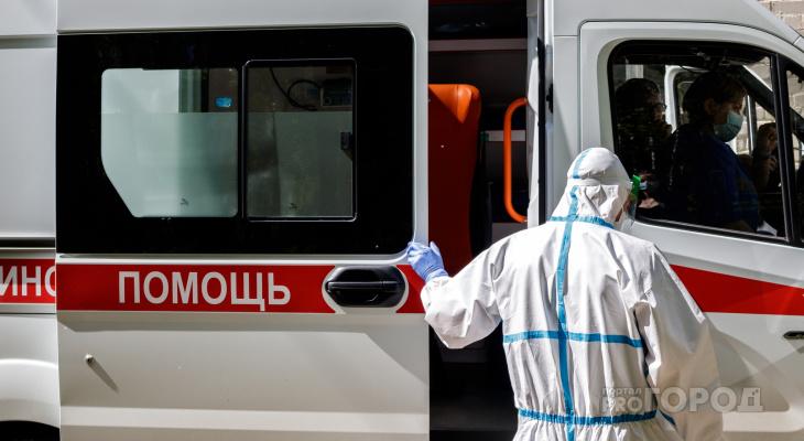 Субботняя сводка: в Марий Эл коронавирусом болеет полтысячи пациентов