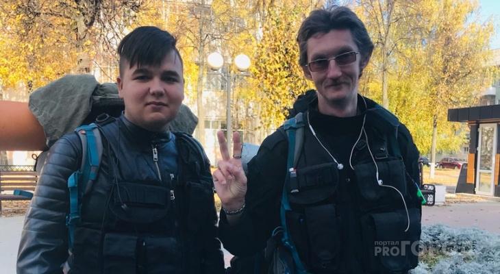 На своих двух: история о путешественниках, добравшихся до Йошкар-олы через всю Россию